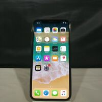 Apple iPhone X 256GB Space Gray Verizon Unlocked Excellent Condition