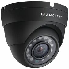 Amcrest IP2M-844EW Outdoor 1080P HD Dome POE IP Network Cam (REFURBISHED)