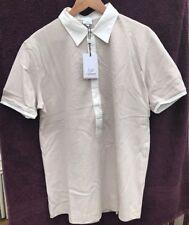 GF Ferre  Italian men's Polo Shirt beige L