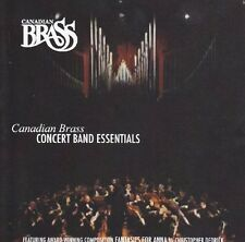 Canadian Brass - Concert Band Essentials [New CD]
