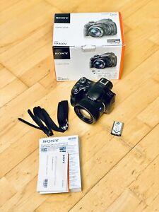 Sony Cyber-shot DSC-HX400V 20.4 MP Digitalkamera unter 2.000 Auslösungen! m. OVP