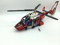 Lego Technic 8068 Rescue Helicopter 2 in 1 Set