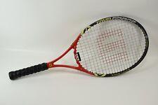 Wilson Graphite Titanium Tour Force Tennis Racket Soft Shock System 4 3/8 Grip