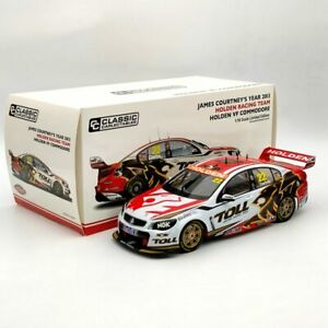 Classic 1/18 James Courtney's 2013 Toll  Holden VF Commodore #22 NO.18535 Models