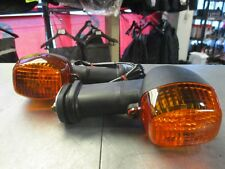KAWASAKI ZX6-R ZX9-R ZX12-R Z 1000 REAR LEFT AND RIGHT INDICATORS THE PAIR SET