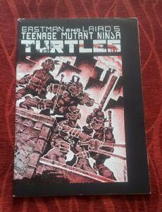 Teenage Mutant Ninja Turtles #1 1984 2nd Printing Very Rare TMNT