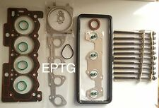 CITROEN C2 C3 BERLINGO SAXO XSARA 1.4 TU3JP HEAD GASKET SET & BOLTS 8V