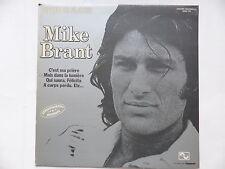 MIKE BRANT Disque de platine C est ma priere ... 6886 702 IMPACT