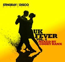 UK FEVER REGGAE LOVERS ROCK MIX CD VOL 4