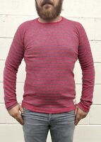 Hollister Mens - Striped Thermal Shirt - Size S/M