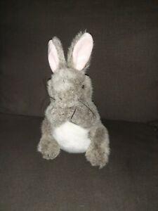 Applause Grey Bunny Rabbit Plush