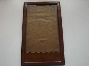 Antique Frame, Wood, Mounting Original Art Nouveau, External Dimensions 15x26cm
