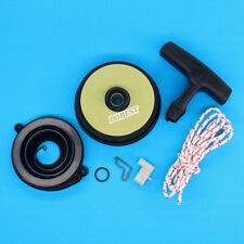 Recoil Pull Starter Repair Pulley Pawl Kit Recoil Spring For Stihl Ts410 Ts420