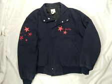 Vintage Julio Iglesias Starry Nights 1991 Official TOUR Jacket Large