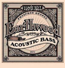 Ernie Ball P02070 Earthwood Acoustic Bass Strings