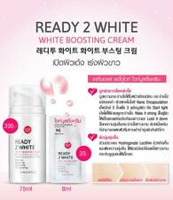 Cathy Doll Ready 2 White Boosting Cream Smoother Skin Bright Pore-tight 75 ml