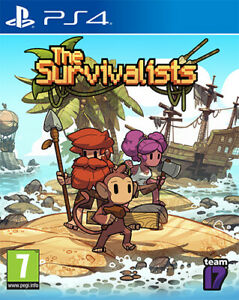The Survivalists PS4 Playstation 4 SOLD OUT PUBLISHING