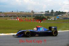 Roland Ratzenberger MTV Simtek 941 Brazilian Grand Prix 1994 Photograph 3
