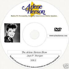 Jaye P. Morgan TV Interview  (30 Minutes)  DVD