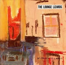No Pain for Cakes by The Lounge Lizards (US) (CD, Aug-1991, Antilles)