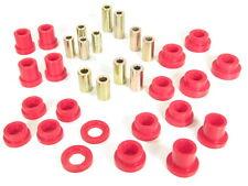 Energy Suspension Polyurethane Rear Control Arm Bushings Red 00-09 Honda S2000