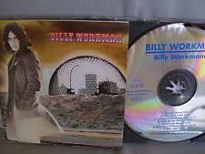 Billy Workman- Same- BELLAPHON/ INTERPRESS 1988- RAR