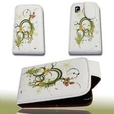 Design 1 per Cellulare Flip Custodia Cover Case Guscio Per Samsung Gt s5230 Star (s5230)