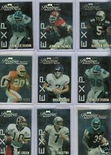1998 PLAYOFF PRESTIGE EXP REFLECTIONS SILVER /3250 LOT OF 15