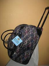 kathy van zeeland travel bag,luggage ,carry on bag ,rolling ,weekender,overnight