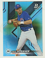 2019 Bowman Platinum TOP PROSPECTS NICO HOERNER RC Rookie Cubs QTY AVAILABLE
