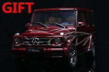 Car Model Mercedes-Benz G-Class G-Klasse G Class 1:18 (Red) + SMALL GIFT!!!
