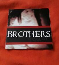 """BROTHERS - Tragedy / 7"""" Single White Vinyl / handnummeriert"""