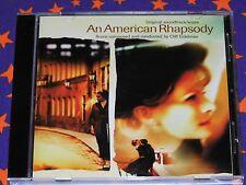 AN AMERICAN RHAPSODY-Soundtrack-CD-Score-CLIFF EIDELMAN-Milan-Release-KULT