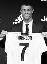 Adidas Juve H Jsy tshirt da Calcio Uomo Black/white M