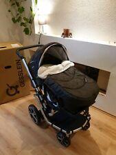 Gesslein F6 Air+ Top Kombi Kinderwagen! Neuwertig! Braun + MAXI Cosi Adapter