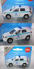 Siku Super 1403 30000 Toyota RAV4 2.2 D-CAT 4x4 Polizei-Geländewagen POLICE OVP