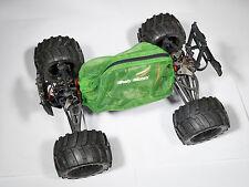 Traxxas E-Revo / Summit Dusty Motors Shroud Cover GREEN COLOR
