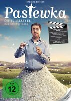 PASTEWKA-STAFFEL 10 - PASTEWKA,BASTIAN  3 DVD NEUF