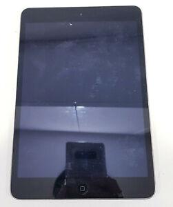 Apple iPad Mini 2 A1489 Wifi 16GB SOLD AS IS/Screen Lifted/Swollen Batt/Working