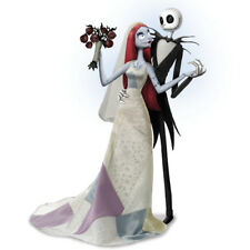 Tim Burton NIGHTMARE BEFORE CHRISTMAS Jack & Sally Romance DOLL set NEW