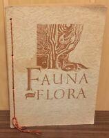Fauna und Flora. Mit der Kamera durch Tier- und Pflanzenwelt. Sammelbilderalbum,