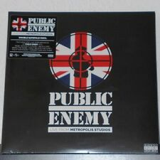 Public Enemy - Live From Metropolis Studios / Doppel-LP (00602547228772)