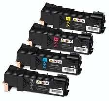 KIT 4 Toner Colore  Compatibile per  Xerox 6125  Phaser 6125 106R01331-106R0134