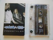 BOMFUNK MC's FREESTYLER CASSETTE TAPE SINGLE SONY MUSIC UK 2000