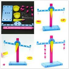 Plastic Lever Children Educational Principle Balance Scale Toy Teaching Tool ONE