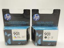 Hp 901 Ink Cartridges Set Black+Color