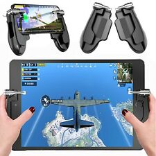 Mobile Gaming Trigger Fire Button Gamepad L1R1 Shooter Controller For Phone iPad