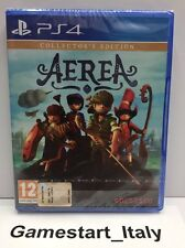 AEREA COLLECTOR'S EDITION - SONY PS4 - NUOVO SIGILLATO PAL NEW SEALED