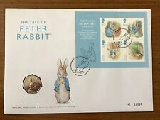 Peter Rabbit Limited Edition Coin and Stamps Set, The Royal Mint and Royal Mail