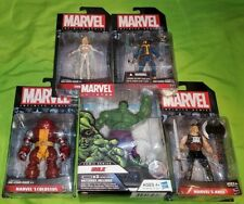 Marvel universe lot infinite series 3.75 deadpool colossus emma frost ares hulk
